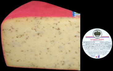 Leyden Cheese Spiced priced per lb. -- Leidse Kaas