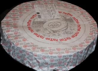 Fontina D.O.P. Valley of Aosta in the Alps priced per 1lb