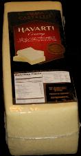 Havarti Loaf Cheese priced per pound
