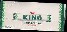 King Extra Strong Peppermints box of 36 rolls 1.58kg