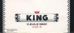 King Vluegje Drop Pastilles Box of 36 Rolls