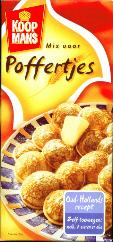Koopmans Poffertjes Mix -- Mini Pancake Mix 14 oz.