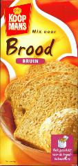 KoopMans Mix for Bruin Brood -- Brown Bread Mix 450g.