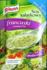 Knorr Salad Dressing French Vinaigrette 9g