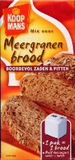 Koopmans Meergranen Brood -- Multi Grain Bread Mix 450g