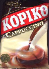 Kopiko Cappuccino Coffee Candy -- 100g