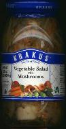 Vegetable Salad with Mushrooms .45L