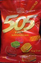 Kras 505 S Crtom -- Fruit Drops 100g