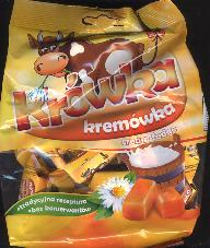 Krowka Cream Fudge 300 g