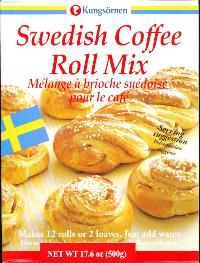 Kungs�rnen Swedish Coffee Roll Mix