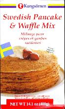 Kungsörnen Swedish Pancake and Waffle Mix