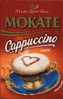 (Package DATED 14.05.13) Mokate Cappuccino Rum 15 g X 10