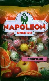 Napoleon Fruitmix Candy bag 225g