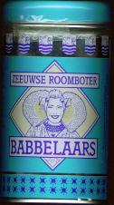 Zeeuwse Roomboter Babbelaars in Tin 375g