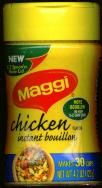 Maggi Instant Chicken Flavor Bouillon for 30 cups