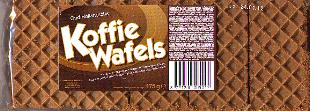 Oud Hollandsche Koffie Wafels -- Coffee wafer cookies -- 175g