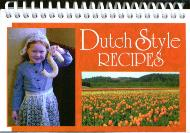 Dutch Style Recipes 172 pages--in English