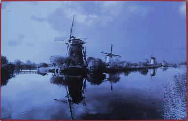 Windmill  Placemat 44cm x 29cm -- priced individually