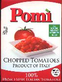 Pomi Chopped Tomatoes 750g