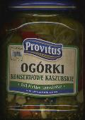 Provitus Dill Pickles Kashubian Style 640g