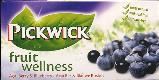 Pickwick Fruit Wellness - Acia and Blueberry Tea  Caffeine Free