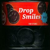 Drop Smiles --  Licorice Smiles --each--