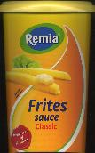 Remia Fritessaus in a tub 600ml