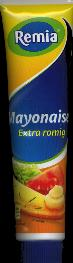 Remia Mayonnaise Tube -- Extra Romig -- 184ml