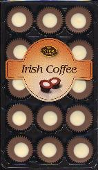 Sier Irish Coffee Chocolate Ice Cups 4oz