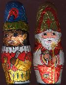 Chocolate Sint and Piet set 56g