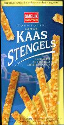 Smelik Kaas Stengels-- Cheese Biscuit Sticks 100g