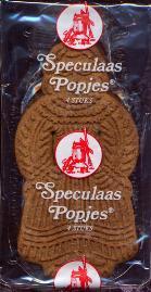 Speculaas Popjes - Spiced Cookie Dolls 4 pack