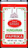 Hungarian Sweet Paprika 5 oz.