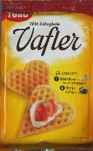 Toro Vafler -- Waffle Mix -- Product of Norway -- 246g