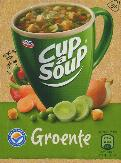 Unox Vegetable Cup a Soup 3 X 16g