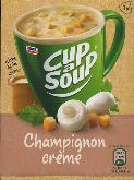 Unox Cream of Mushroom Cup a Soup 3 X 17g