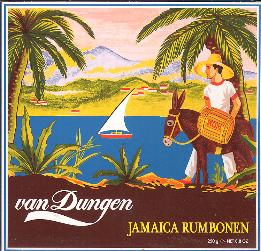 Donkers Jamaican Rum Beans  boxed 250g