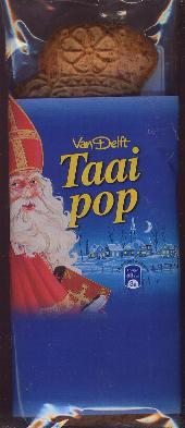 Van Delft Taai Pop --Gingerbread Doll-- 180g