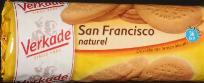 Verkade San Francisco Natural  Biscuits 300g