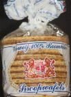 Stroopwafels -- with 100% Butter -- 10 Pack by Verweij.tter 10 P
