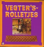 Vegter Rolletjes Wafer Sticks boxed 100g