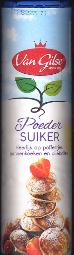 Van Gilse Poeder Suiker -- Powdered Sugar 250g