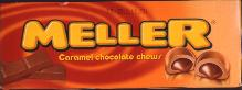 Meller Caramel Chocolate Chews -- Case of 24