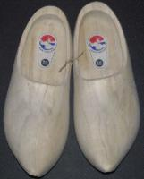 Wooden Shoes Plain Size 29cm