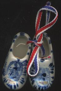 Delft Shoes 5cm windmill