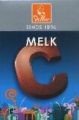 De Heer Milk Chocolate Letter Small  C 65g