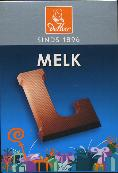 De Heer Milk Chocolate Letter Small  L 65g
