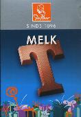 De Heer Milk Chocolate Letter Small  T 65g