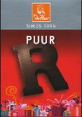 De Heer Dark Chocolate Letter Small  R 65g