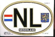 NL Sticker Nederland